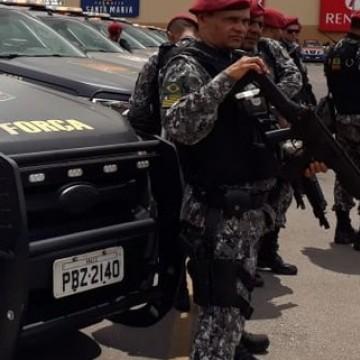 Força Nacional de Segurança Pública fica em Paulista por mais 180 dias