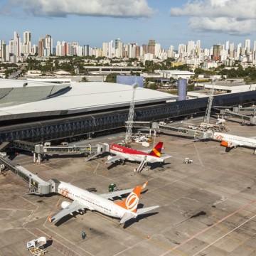Apenas duas companhias aéreas respondem à notificação da SJDH e do Procon-PE sobre os cancelamentos e realocações de embarques
