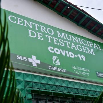 Centro de testagem para Covid-19 foi inaugurado em Caruaru nesta sexta