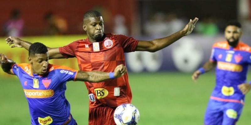 O Fortaleza venceu o Timbu por 3 a 0 e garantiu vaga nas quartas de final da Copa do Nordeste