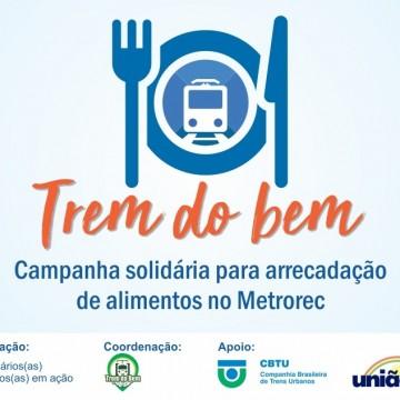 Metroviários lançam campanha para ajudar pessoas com vulnerabilidade causada pela Covid-19