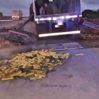 A droga foi encontrada em dois caminhões.A apreensão éa maior já realizada pela PRF em Pernambuco
