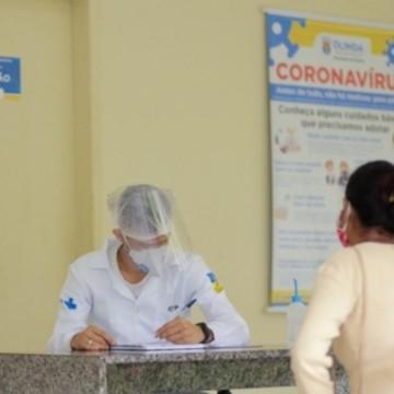 Unidade de Atenção Básica de Olinda retoma serviços presenciais gradativamente
