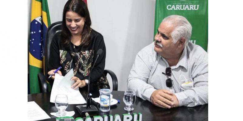 O secretário de Governo, Rubens Júnior, fez o balanço no CBN Caruaru