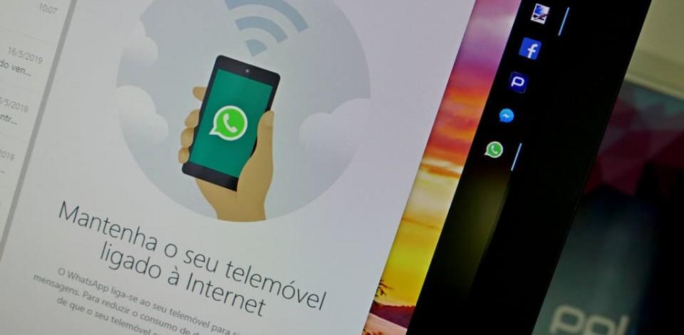 WhatsApp pode lançar versão web que não precisa do celular