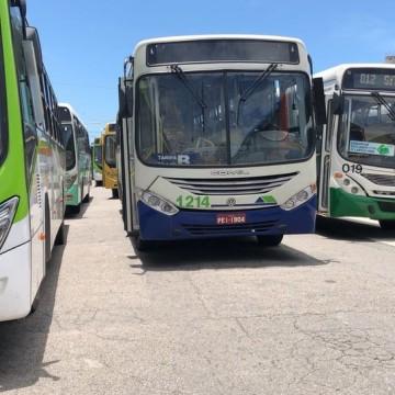 Ônibus devem circular com passageiros preferencialmente sentados na RMR