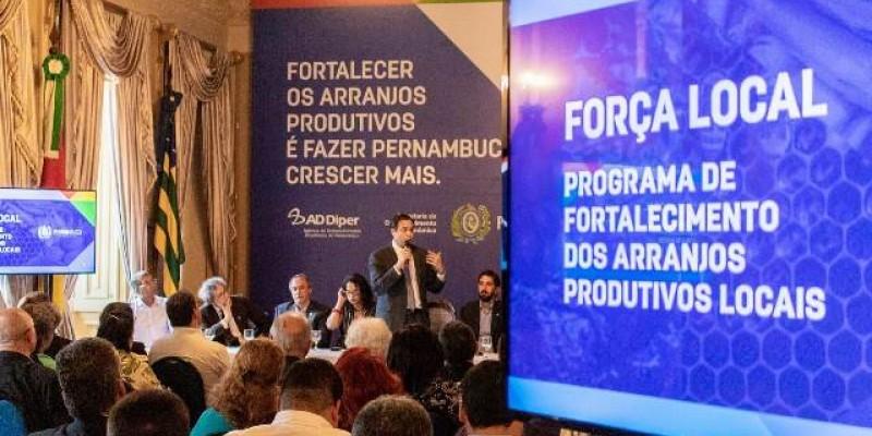 O edital do projeto pode ser acessado pelo site www.addiper.pe.gov.br