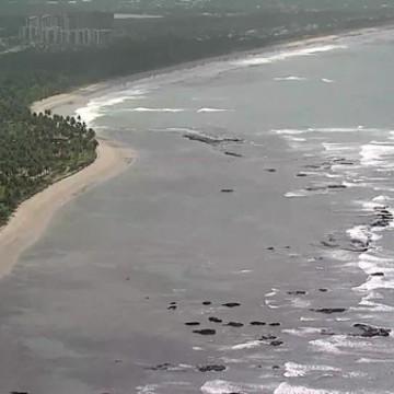 Marinha emite alerta para ondas de até 3,5 metros em Pernambuco