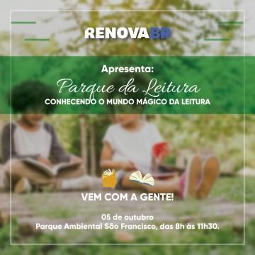 Mais de 150 crianças vão participar do projeto Renovar o Brasil em Caruaru