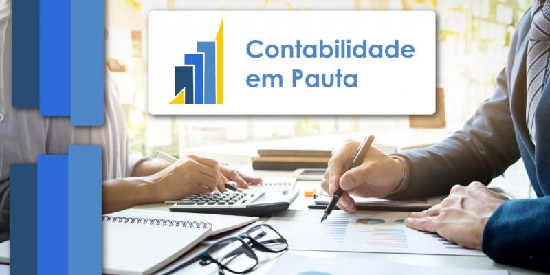 """""""Contabilidade em Pauta"""" será no dia 2 de junho, online e com certificado"""