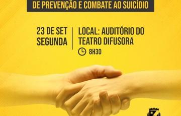 III Fórum Municipal de Prevenção e Combate ao Suicídio será realizado em Caruaru