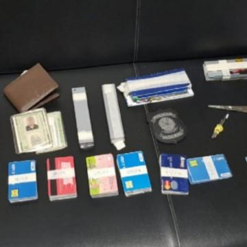 Cearense é preso com 130 cartões clonados no Aeroporto Internacional do Recife