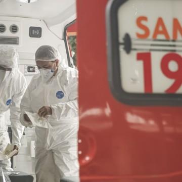 Samu Recife registra 90 dias de queda nos chamados a casos suspeitos de Covid-19