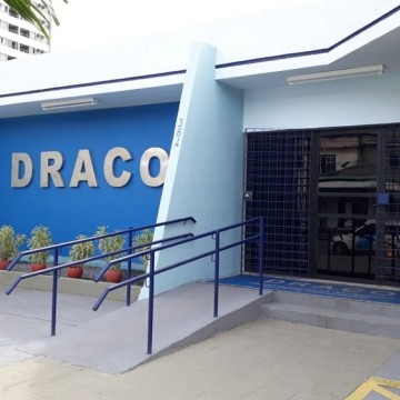 Três operações contra tráfico de drogas são deflagradas no Recife