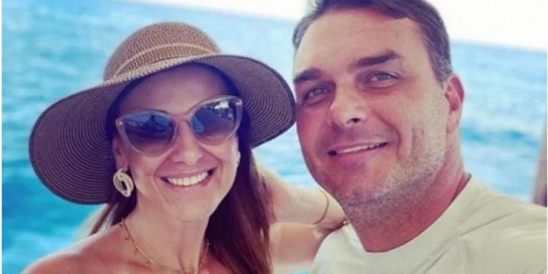 O Senador e a esposa, Fernanda, apresentaram laudos comprovando que já tiveram a covid-19.