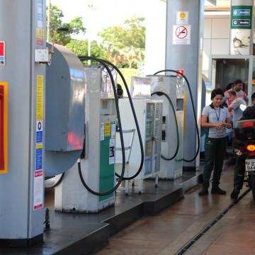 Movimentação nos postos de gasolina chegam a apresentar queda de 80%