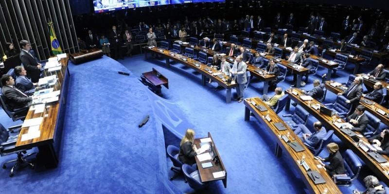 Os senadores serão os  primeiros a avaliar os vetos ao projeto, já que ele tem origem no Senado