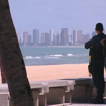 Fechamento do comércio, praias e espaços públicos permanecem em PE até o dia 30