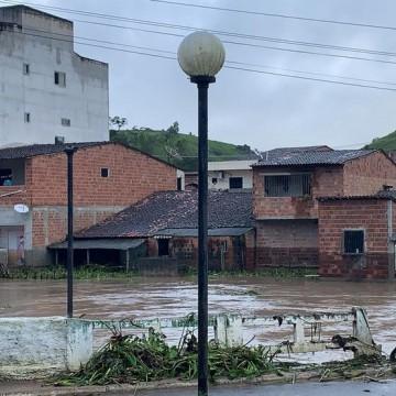 Barra de Guabiraba analisa prejuízos após rompimento da barragem Guilherme Pontes