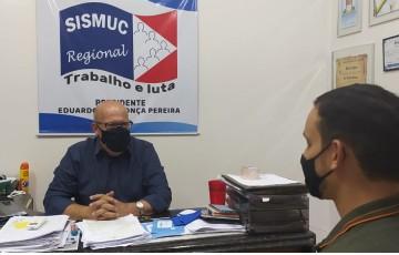 Covid-19: Agentes da Guarda Municipal em Caruaru ainda não sabem quando serão imunizados