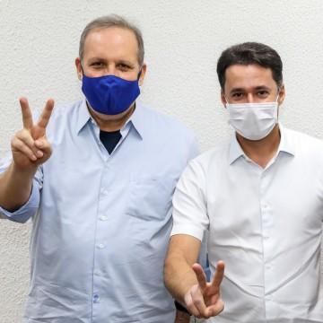 Armando Neto garante apoio do PTB à reeleição de Anderson Ferreira, em Jaboatão