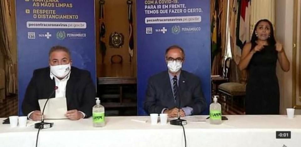 Praias e parques podem ser fechados a partir da próxima semana em Pernambuco