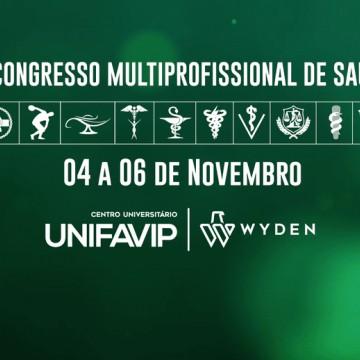 Unifavip I Wyden promove 4º Congresso Multiprofissional de Saúde