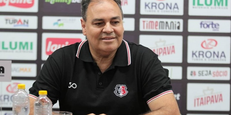 Novo executivo do clube deixou claro a importância da contratação rápida de um treinador