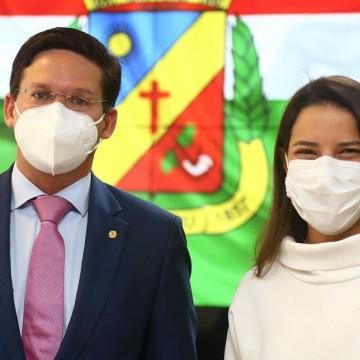 Raquel Lyra se reúne com ministros do Turismo e da Cidadania, em Brasília