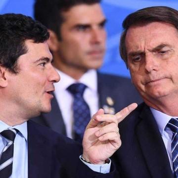 AGU pede para entregar apenas parte do vídeo de reunião com Bolsonaro citada por Moro
