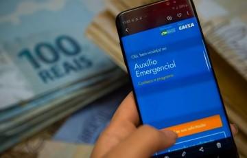 Saque do auxílio emergencial 2021 volta a ser liberado nesta terça (8)
