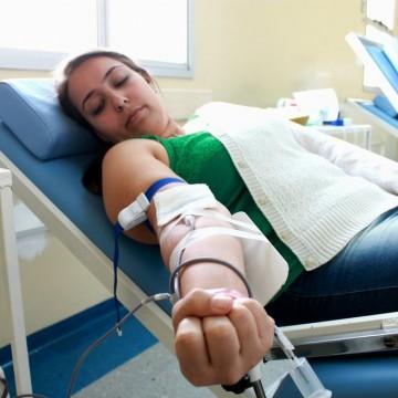 Mês de agosto registra queda de 20% nos estoques sanguíneos do Recife