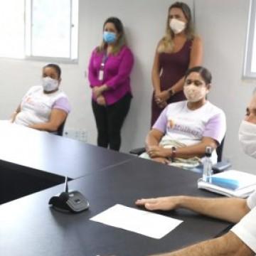 Artesãos de Jaboatão recebem doações de alimentos