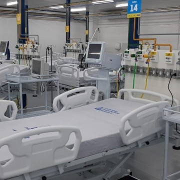 Pernambuco tem mais de 200 pessoas com sintomas de Covid na fila de espera por leito de UTI