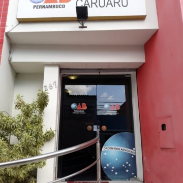 OAB Caruaru comemora 60 anos nesta quinta-feira (24)