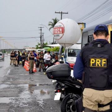 Operação Carnaval 2020 da PRF destaca movimentação tranquila nas rodovias do estado