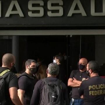 Grupo empresarial é alvo de operação da Polícia Federal
