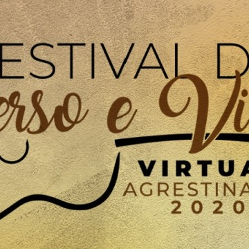 Agrestina realiza 1° Festival Virtual de Verso e Viola no próximo domingo