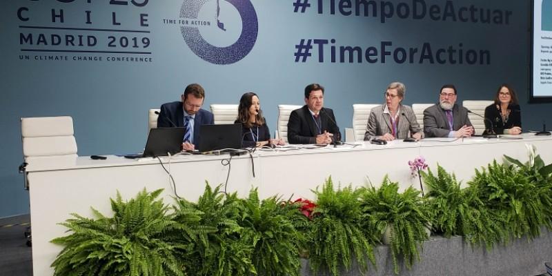 Recurso é resultado da participação do Recife na Conferência do Clima da ONU sobre o Clima, realizada em Madrid