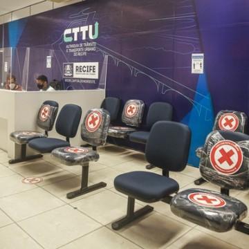 CTTU mantém atendimento presencial suspenso por causa de agravamento da pandemia