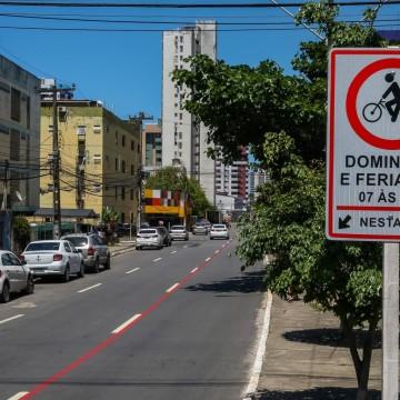 Ciclofaixa funcionará em Jaboatão dos Guararapes