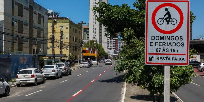 Segundo a prefeitura a via poderá ser usada a partir da primeira semana de setembro