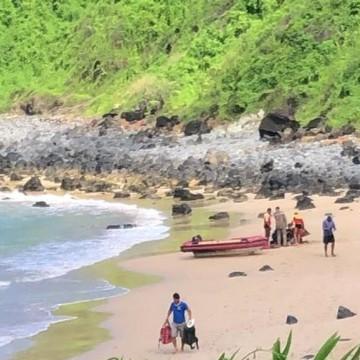Turista do Rio de Janeiro morre em banho de mar em Fernando de Noronha
