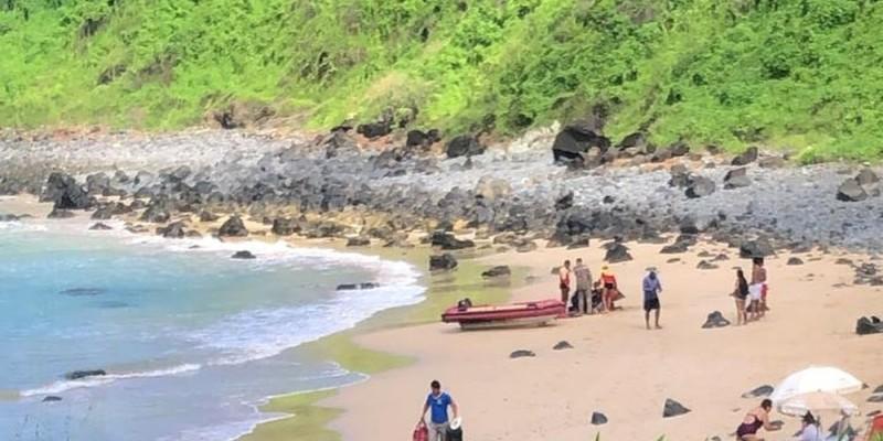 Segundo testemunhas, o homem, que tinha 59 anos de idade, teria se afogado