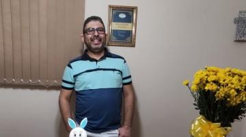Flávio Carlos comemora niver nesse domingo