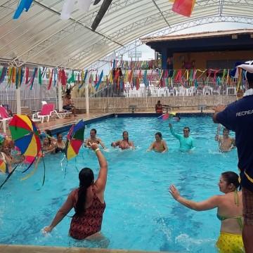 Sesc promove domingos de lazer e recreação em Caruaru