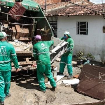 Campanha solidária arrecada ajuda para vítimas das chuvas em Caruaru