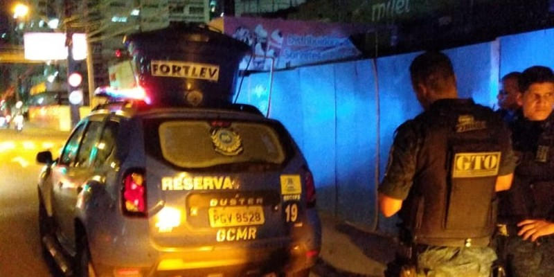 De acordo com a Polícia Civil, O suspeito estava com uma faca, mas vai responder em liberdade