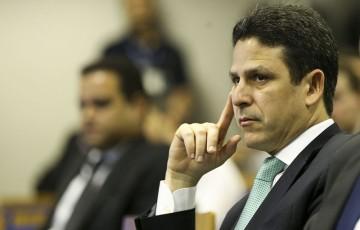 Dória e Bruno Araújo apresentam Frota à bancada federal do PSDB