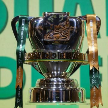 CBF detalha jogos de ida das quartas de final da Copa do Brasil